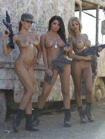 Daisy Sanchez, Jaclyn Swedberg, Logann Brooke 06