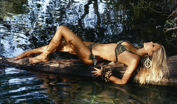 Brazílska kráska Gianne Albertoni