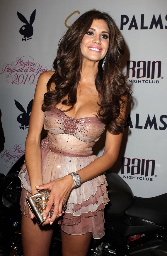 Hope Dworaczyk sa stala Playmate of the Year 2010