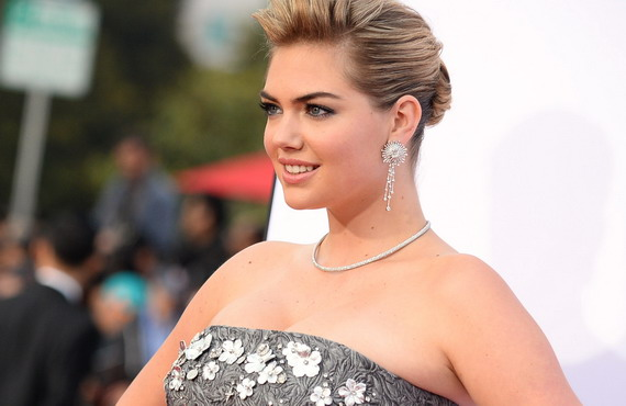 Kate Upton - The Other Woman premiere in Westwood
