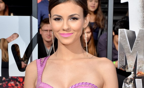 Victoria Justice - 2014 MTV Movie Awards