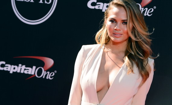 Chrissy Teigen - 2014 ESPY Awards