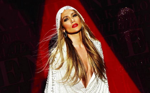 Jennifer Lopez - A.K.A. album Photoshoot