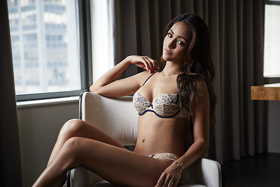 Melanie Iglesias - New York Post Photoshoot