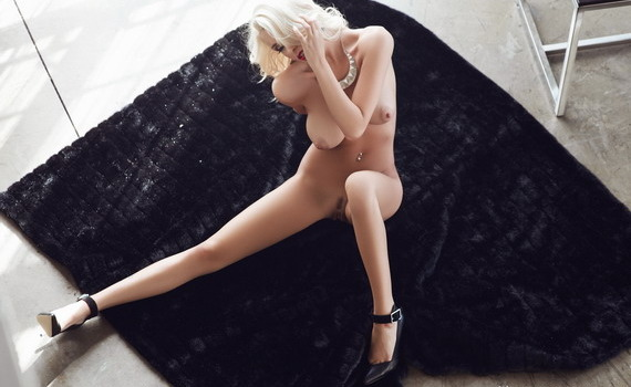 Alissa Arden - Black Stripes