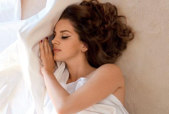 Lana Del Rey - Maxim Magazine