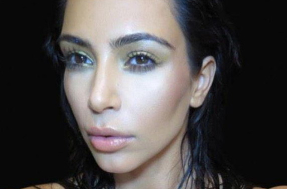 Kim Kardashian - Selfish Book Cover
