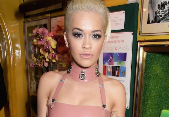 Rita Ora - Mert & Marcus House of Love party in London