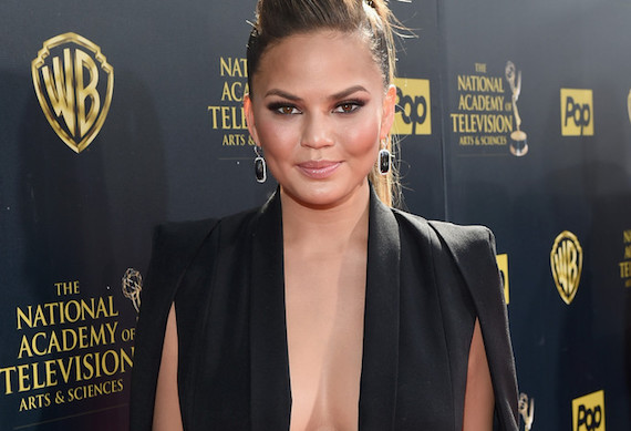 Chrissy Teigen - The 42nd Annual Daytime Emmy Awards
