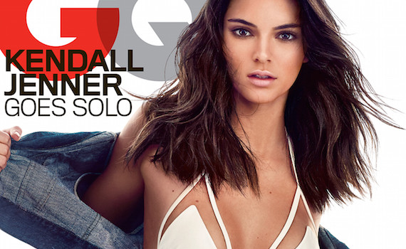 Kendall Jenner - GQ Photoshoot
