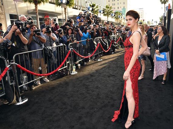 Alexandra Daddario - San Andreas Premiere in Hollywood