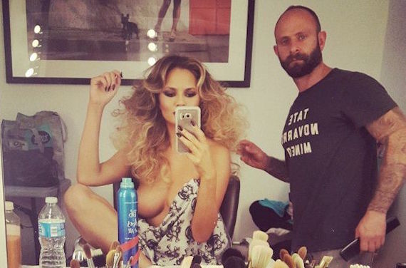 Chrissy Teigen Fights Instagram with Clever Topless Pic and other Daily Links