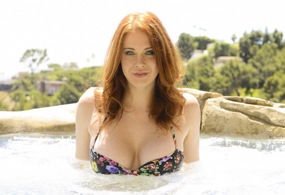 Maitland Ward - Celebrities Visit The SAP in LA