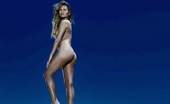 Chrissy Teigen Nude with British Celebs in Women's Health UK and other Daily Links