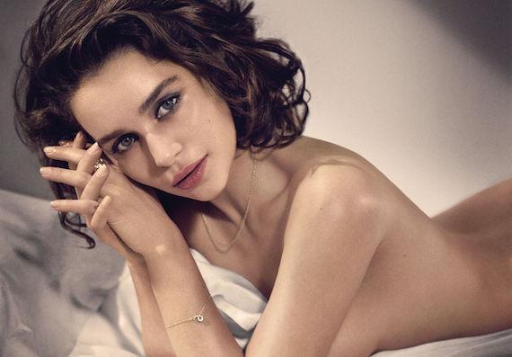 Emilia Clarke - Esquire Magazine