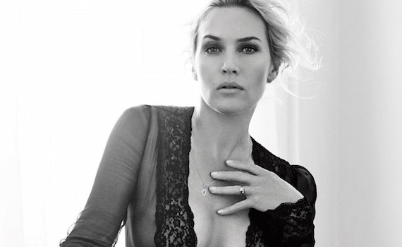 Kate Winslet - Esquire Magazine Photoshoot
