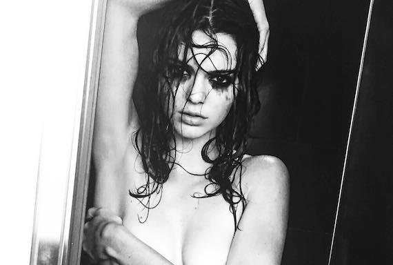 Kendall Jenner - Mert Alas Photoshoot