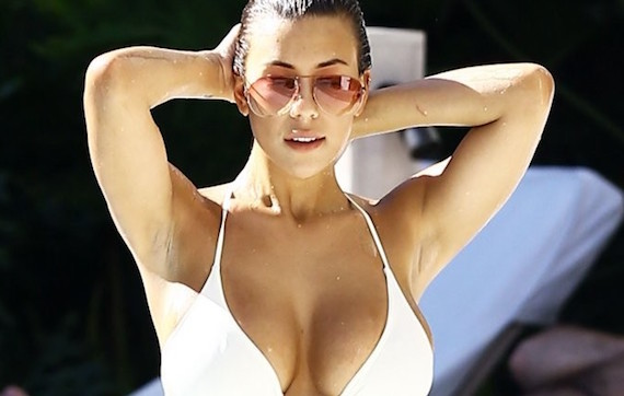 Devin Brugman And Natasha Oakley Wearing Bikinis Poolside In Miami and other Daily Links