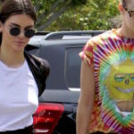 Kendall Jenner's Nips Hanging Out with Gigi Hadid's Legs and other Daily Links