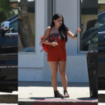 Ariel Winter – out in Studio City