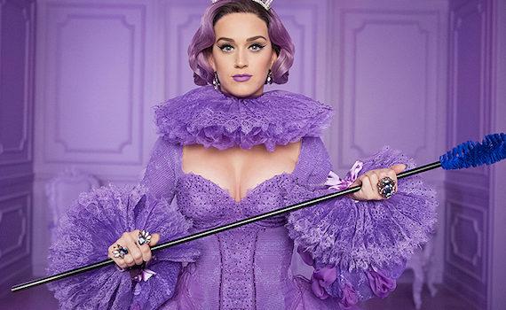 Katy Perry - CoverGirl Photoshoot
