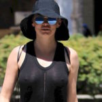 Rose McGowan Braless See Through and other Daily Links