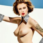 Ireland Baldwin Topless for Treats Magazine and other Daily Links