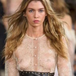 Stella Maxwell See Through on the Runway in Milan and other Daily Links