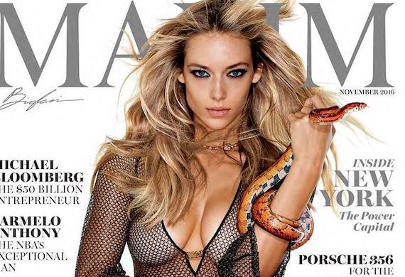 Hannah Ferguson - Maxim Magazine