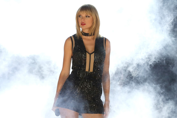 Taylor Swift - performing at the US Grand Prix in Austin