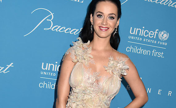 Katy Perry - 12th Annual UNICEF Snowflake Ball in NYC