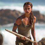 Alicia Vikander – Lara Croft Movie Still