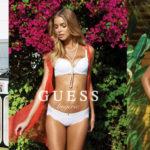Elizabeth Turner - Guess Lingerie Photoshoot
