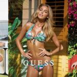 Elizabeth Turner - Guess Lingerie & Swim Collection