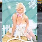 Courtney Stodden - PETA Go Wool Free Photoshoot in Hollywood