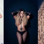 Mariah Carey topless - Paper Mag Photoshoot