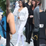 Madison Beer – photoshoot candids in N.Y.