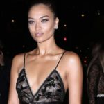 Shanina Shaik See Through at Paris Fashion Week and other Daily Links