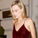 Margot Robbie Pokies in a Sexy Red Outfit and other Daily Links