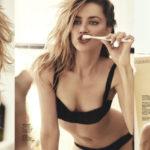 Amber Heard - GQ Australia