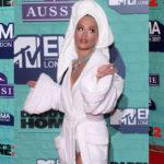 Rita Ora – 24th MTV Europe Music Awards in London