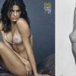 Isabeli Fontana se-thru – GQ Mexico