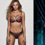 Josephine Skriver – Victoria's Secret & Balmain for Capsule Collection 2017