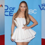 Jennifer Lopez – leggy at World of Dance photocall in L.A.