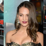 """Alicia Vikander – premiere of Warner Bros. Pictures' """"Tomb Raider"""" in Hollywood"""