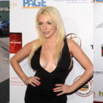Courtney Stodden huge cleavage and sideboob –  Oscar Viewing Dinner in Hollywood