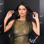 Kendall Jenner see-thru – Chopard Party at the 71st Cannes Film Festival