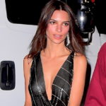 Emily Ratajkowski in a See Through Dress and other Daily Links