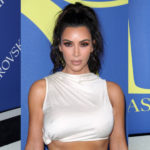 Kim Kardashian pokies – the 2018 CFDA Fashion Awards at Brooklyn Museum in New York City