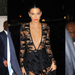 Kendall Jenner see-thru – Longchamp 70th anniversary party in Paris